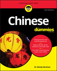 Обложка «Chinese For Dummies»