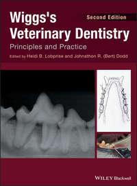 Обложка «Wiggs's Veterinary Dentistry. Principles and Practice»