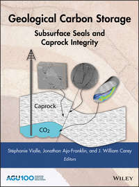 Обложка «Geological Carbon Storage. Subsurface Seals and Caprock Integrity»
