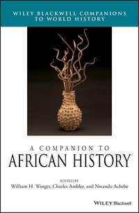 Обложка «A Companion to African History»