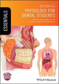 Обложка «Essential Physiology for Dental Students»