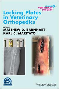 Обложка «Locking Plates in Veterinary Orthopedics»