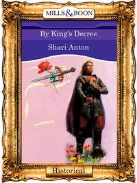 Обложка «By King's Decree»