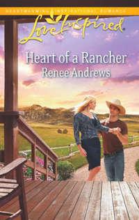 Обложка «Heart of a Rancher»