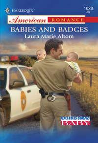 Обложка «Babies and Badges»