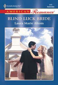 Обложка «Blind Luck Bride»