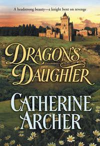 Обложка «Dragon's Daughter»