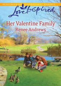 Обложка «Her Valentine Family»