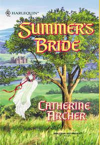 Обложка «Summer's Bride»