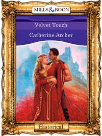Обложка «Velvet Touch»