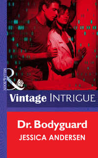 Обложка «Dr. Bodyguard»