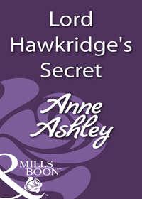 Обложка «Lord Hawkridge's Secret»