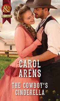 Обложка «The Cowboy's Cinderella»