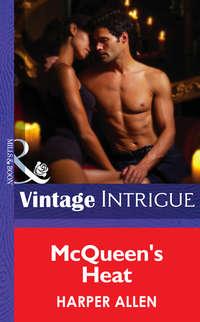 Обложка «Mcqueen's Heat»