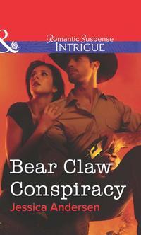 Обложка «Bear Claw Conspiracy»