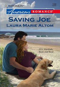 Обложка «Saving Joe»