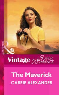 Обложка «The Maverick»