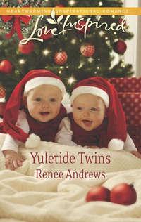 Обложка «Yuletide Twins»