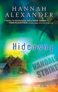 Обложка «Hideaway»