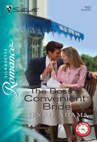 Обложка «The Boss's Convenient Bride»