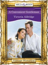 Обложка «A Convenient Gentleman»