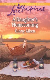 Обложка «A Daughter's Homecoming»