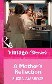 Обложка «A Mother's Reflection»