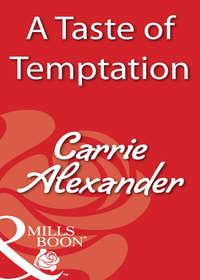 Обложка «A Taste Of Temptation»