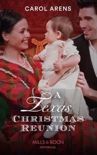 Обложка «A Texas Christmas Reunion»
