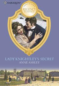 Обложка «Lady Knightley's Secret»