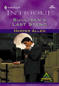 Обложка «Sullivan's Last Stand»