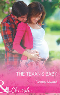 Обложка «The Texan's Baby»