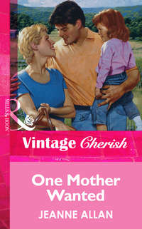 Обложка «One Mother Wanted»