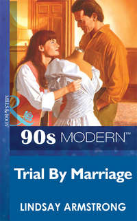 Обложка «Trial By Marriage»