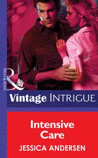 Обложка «Intensive Care»
