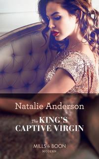 Обложка «The King's Captive Virgin»