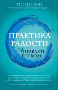 Обложка «Практика радости. Как управлять гневом»