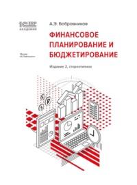 Обложка «1С:Академия ERP. Финансовое планирование и бюджетирование (+epub)»