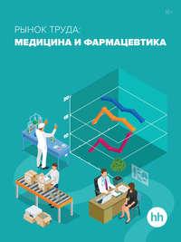 Обложка «Рынок труда: медицина и фармацевтика»