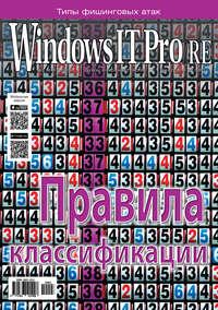 Обложка «Windows IT Pro/RE №03/2019»