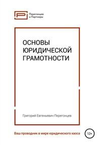 Обложка «Основы юридической грамотности»