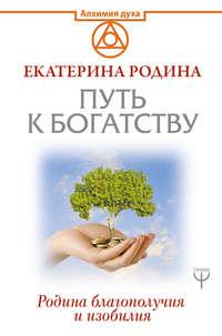 Обложка «Путь к богатству. Родина благополучия и изобилия»