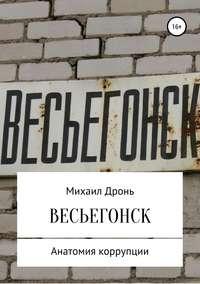 Обложка «Весьегонск. Анатомия коррупции»