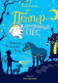 Обложка «Лошадь по имени Луна»