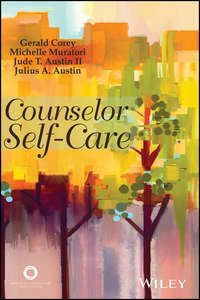 Обложка «Counselor Self-Care»