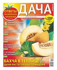 Обложка «Дача Pressa.ru 15-2019»