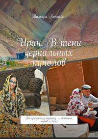 Обложка «Иран. Втени зеркальных куполов. По иранскому тракту – святыни, народ и долг»