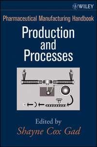 Обложка «Pharmaceutical Manufacturing Handbook»