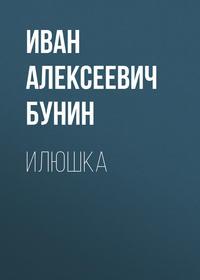 Обложка «Илюшка»