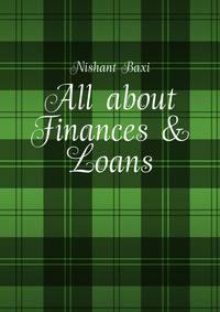 Обложка «All about Finances & Loans»